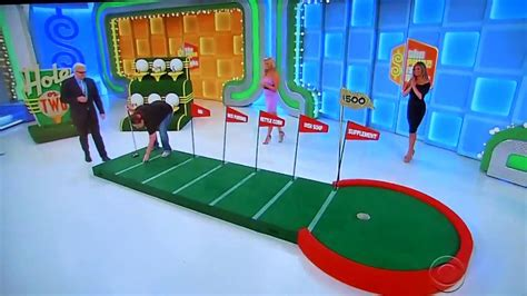 The Price Is Right  Hole In One  2222016 Youtube