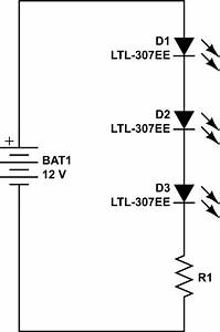 automotive i39m trying to use 3v leds in a 12v circuit With 12v led circuit