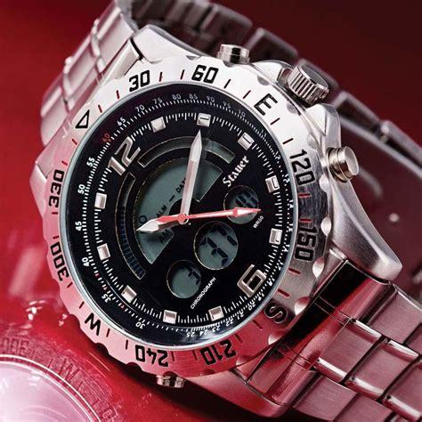 Stauer Compendium Hybrid Watch 19093