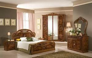 Italian Bedroom Furniture Design Ideas