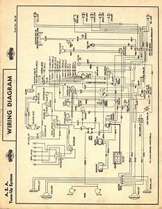 1949 Desoto Wiring Diagram
