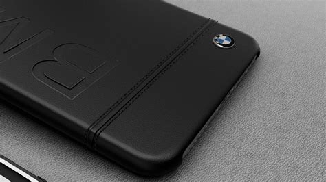 bmw apple iphone official racing leather case limited