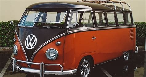 Everyone's Favorite Volkswagen Camper Van To Be Re