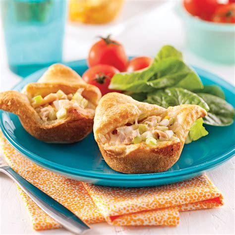 cuisine thon tartelettes au thon recettes cuisine et nutrition