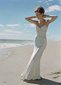 Casual Beach Wedding Dress