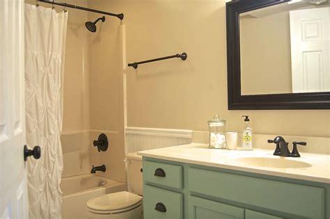 affordable bathroom remodel ideas think outside the box for an affordable bathroom remodel