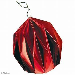 Origami Boule De Noel : kit origami boules de no l kit origami creavea ~ Farleysfitness.com Idées de Décoration