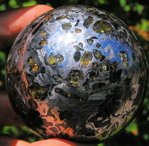 cut meteorite spherical meteorites yours tweet comments