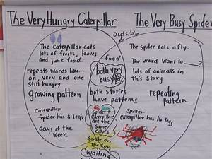 Compare Contrast Very Hungry Caterpillar The Very Busy