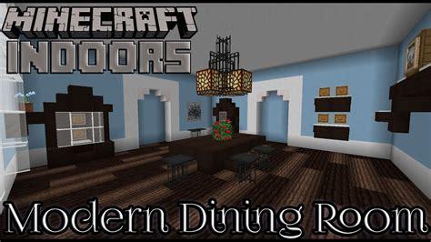 Minecraft Indoors Interior