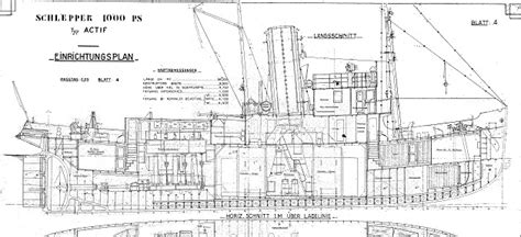 tugboat archives free ship plans