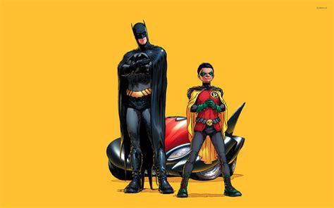 Batman & Robin Wallpaper  Comic Wallpapers #16778