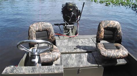Gator Trax Center Console Boats by Gator Trax 1750 Side Console