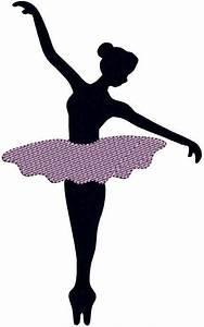 Ballerina Ballet Dancer Silhouette Ballet Shoes Ballet ...