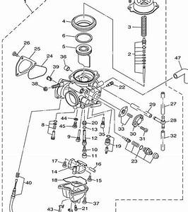 Yamaha Raptor 660 Parts Diagram