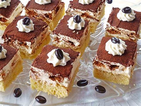 Tiramisu-kuchen Vom Blech (rezept Mit Bild) Von
