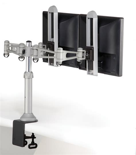 Monitor Arm Desk Mount by Rdm Ergonomic Monitor Arm Products
