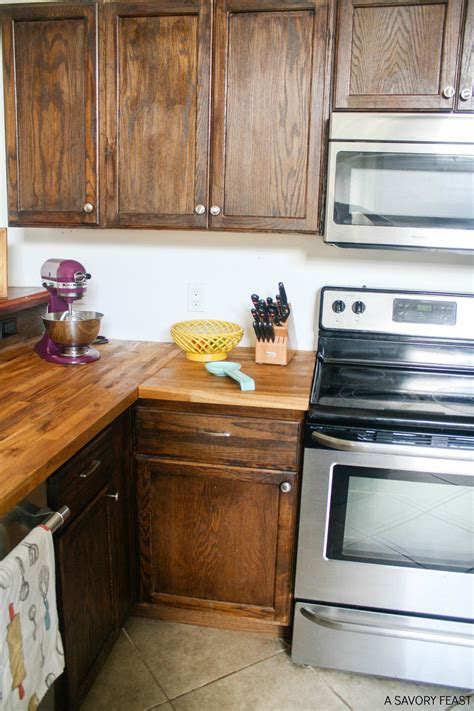 Butcher Block Countertops - butcher block countertops my experience