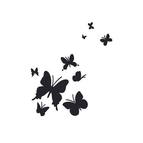 pochoir cuisine a imprimer pochoir s papillons maison deco leroy merlin