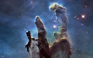 Pillars Of Creation, Nebula, Space, Stars Wallpapers HD ...