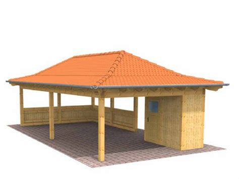 hip roof carport plans style design carports