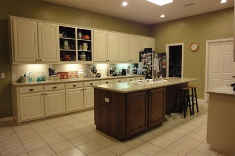 rustoleum for kitchen cabinets rustoleum quilter s white home decor cabinets 5030