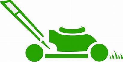 Mower Clip Landscaping Lawn Bing Clipart Repair