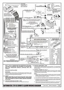 Autowatch Car Alarm Wiring Diagram
