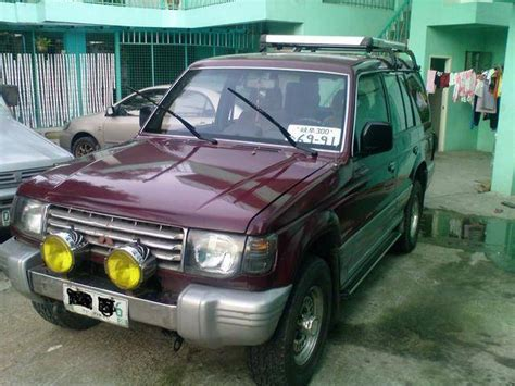 Subic Cars For Sale by Pajero 02 Subic For Sale From Manila Metropolitan Area