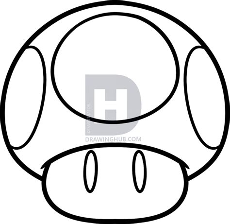 Easy Mario Drawing Free Download On Clipartmag