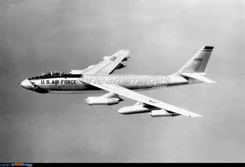 flying high boeing b 47 stratojet large preview airteamimages