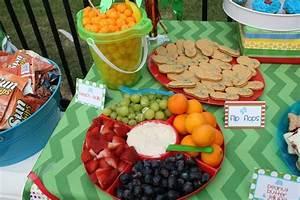 Beach ball food pool party | Kid birthday party ideas ...