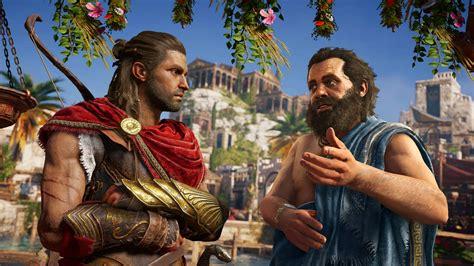 Assassin's Creed Odyssey  Nuovi Dettagli Sulla Storia