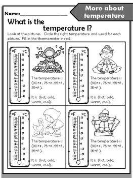 science activities weather unit  kindergarten