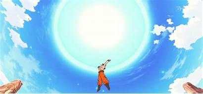 Bomb Spirit Goku Ball Dragon Give Sonic