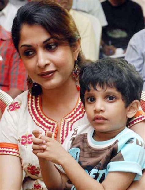 favorite    actress ramya krishnan