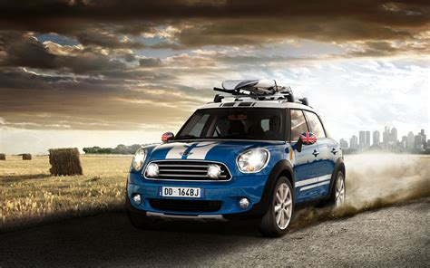Mini Cooper Full Hd Wallpaper And Background Image