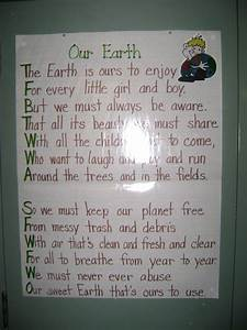 Earth Day Poem Earth Day Crafts Earth Day Activities