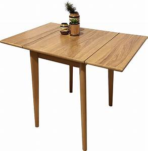 Petite Table Extensible : petite table de cuisine extensible en formica 1950 design market ~ Teatrodelosmanantiales.com Idées de Décoration