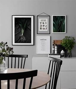 Poster Für Küche : bilderwand und postercollage in der k che poster f r die ~ Watch28wear.com Haus und Dekorationen
