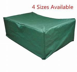 4 sizes uv rain protective rattan furniture cover for With covers for garden furniture ebay