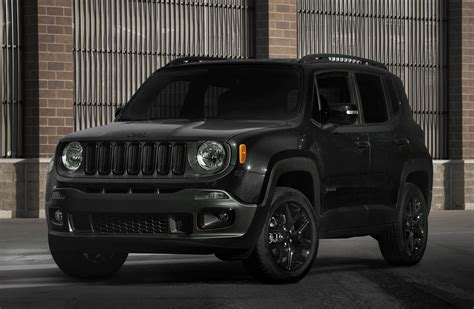 2018 jeep renegade gains an updated interior and new standard equipment carscoops