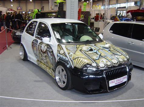 il tuning estetico  automobili