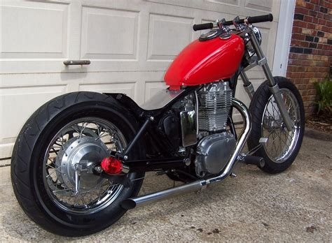 Suzuki Savage 650 Bobber by Bobs Chop Shop 2000 Suzuki Savage Ls650 Bobber Chopper