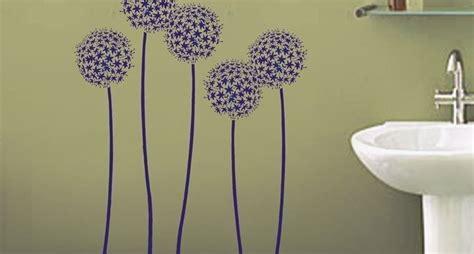 Stencil Pois Parete by Stencil Da Parete Decoupage Come Decorare Le Pareti