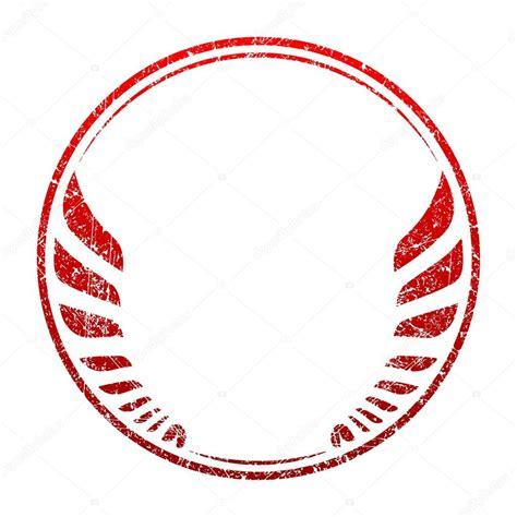 rot grunge stempel vorlage stockvektor  antonshpak