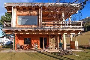 Bungalow Aus Holz : holzhaus und blockhaus gesundes bauen mit holz lehm und ~ Michelbontemps.com Haus und Dekorationen