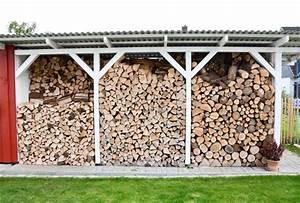 Holzunterstand Selber Bauen : holzunterstand bauanleitung ~ Udekor.club Haus und Dekorationen