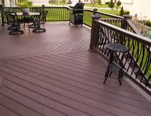 kansas city deck azek composite deck in liberty mo