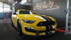 Ford Mustang Shelby GT 350 2016 & 300 Kms | Performance Motors